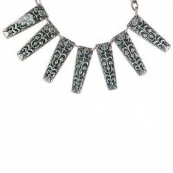Toulhoat Spike necklace 7 elts