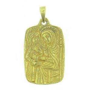 Médaille Toulhoat Anne