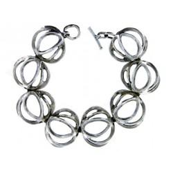 Toulhoat Strap bracelet 8 elts 175 cm