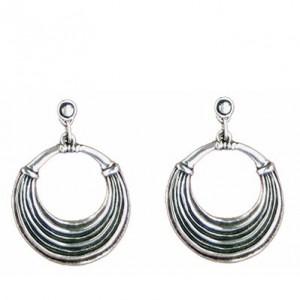Roman earrings pendants