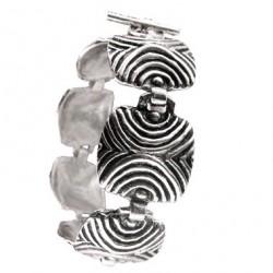 Toulhoat Gavrinis bracelet 7 elts 185cm