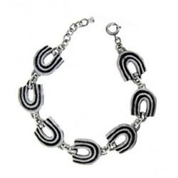 Toulhoat Cairn bracelet 7 elts 17cm †