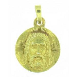 Médaille Toulhoat Christ