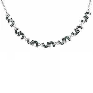 Toulhoat Cairn necklace 7 elts