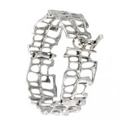 Bracelet Toulhoat barrière 5 elts