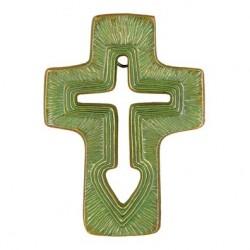 Croix au cœur Toulhoat