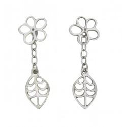 Flowerearrings pendants