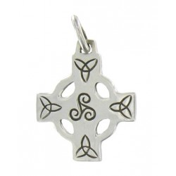 Symmetrical celtic cross 2.8g 2.2cm