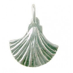Toulhoat Small shell pendant