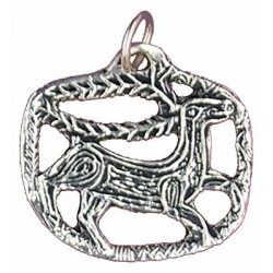 Toulhoat Deer pendant