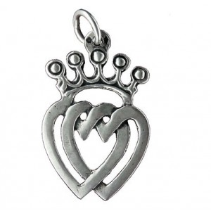Toulhoat Heart of Vendée pendant