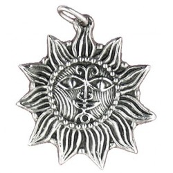 Toulhoat The Sun pendant