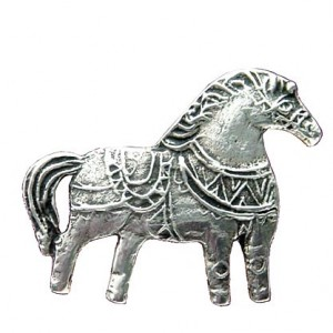 Broche Toulhoat poney