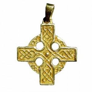 Croix celte carrée petite
