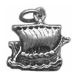 Toulhoat Norman boat pendant