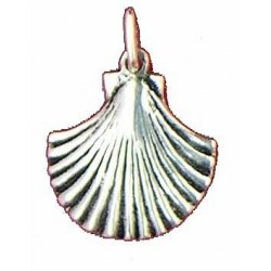 Pendentif Toulhoat coquille