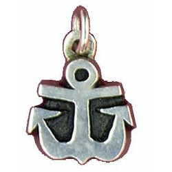 Pendentif Toulhoat ancre