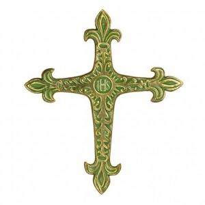 Croix Lys rustique Toulhoat