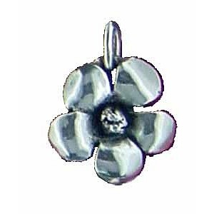 Pendentif Toulhoat printemps 1 fleur