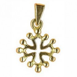 Croix d 'Oc ajourée