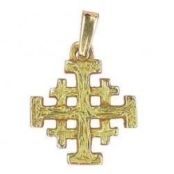 Small Jerusalem cross