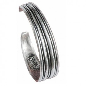 Toulhoat Furrow bracelet 185 cm