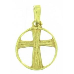 Médaille Toulhoat Croix ajourée