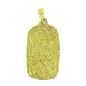médaille Toulhoat François - cantique du soleil