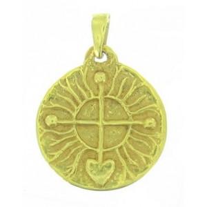 Médaille Toulhoat Amour et Charité ronde