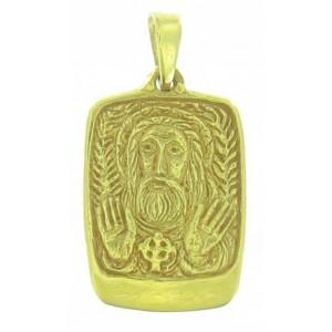 Médaille Toulhoat saint breton à personnaliser