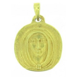 Médaille Toulhoat Vierge