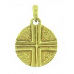 Médaille Toulhoat Croix rehaussée (ex 56)