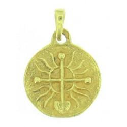 Médaille Toulhoat amour et charité petite