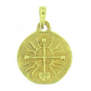 Toulhoat Small Love and Charity medal