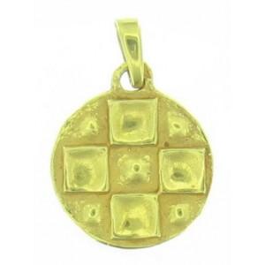 Médaille Toulhoat damier