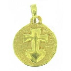 Médaille Toulhoat Croix au cœur ( ex 53)