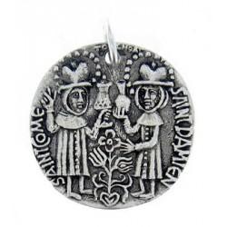 Médaille saints Côme et Damien