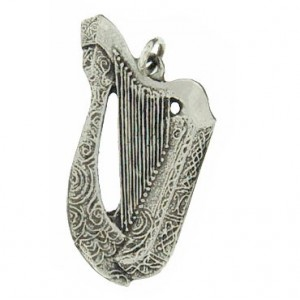 Pendentif Toulhoat harpe moyenne