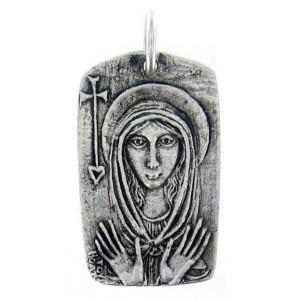 Médaille Vierge Ancilla