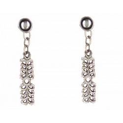 Palm earrings pendants