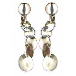 Pastilles earrings pendants