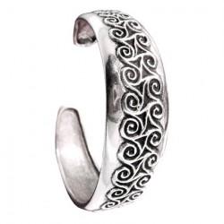Toulhoat Medium-sized triskel bracelet 17cm