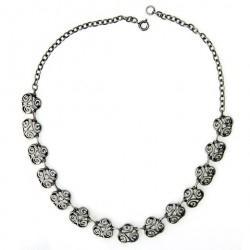 Toulhoat Triskel necklace 18g
