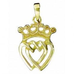 Toulhoat Tiny Hearts of Vendée pendant