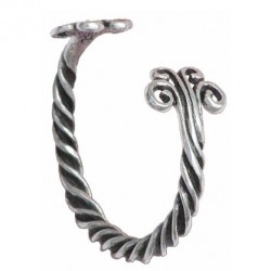 Toulhoat Torque bracelet