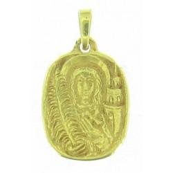 Médaille Toulhoat Sainte Barbe