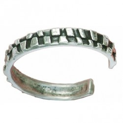Toulhoat Checkerboard bracelet 165 cm