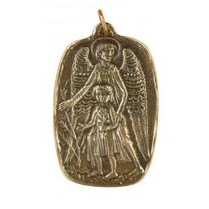 Toulhoat Guardian angel pendant