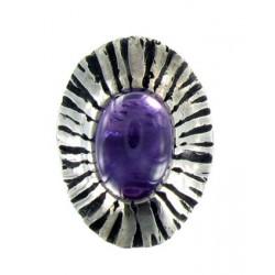 amethyst ring 7.6g