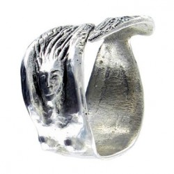 Toulhoat Mermaid ring